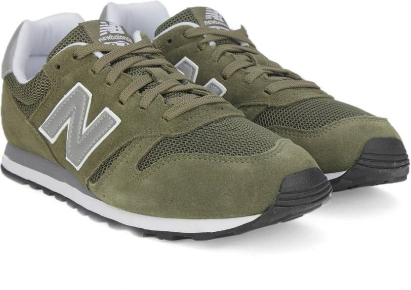50d1035185a10 New Balance Running Shoes For Men - Buy Olive Color New Balance ...