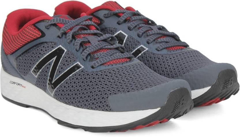 bad5f9b09 New Balance Running Shoes For Men - Buy Grey Color New Balance ...