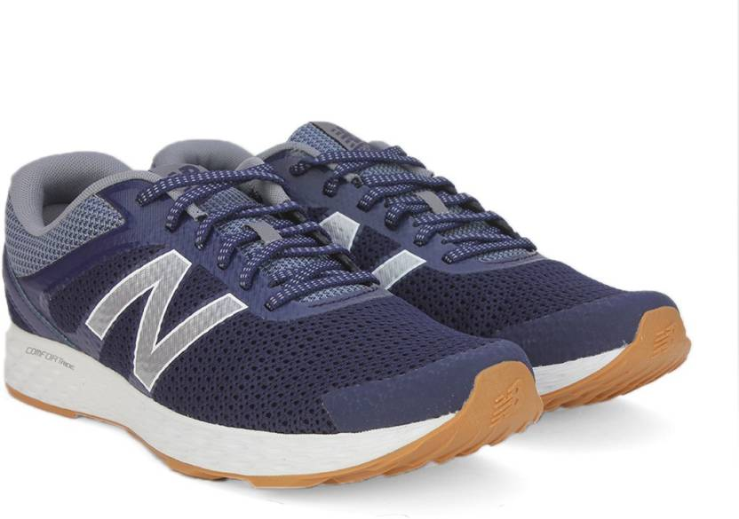 check out 582c7 d9528 New Balance Running Shoes For Men (Navy, Grey)