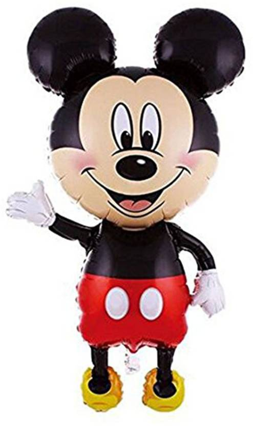 PARTY PROPZ Printed FOIL BALLOON SET OF 1 MICKEY MOUSE BIRTHDAY DECORATION
