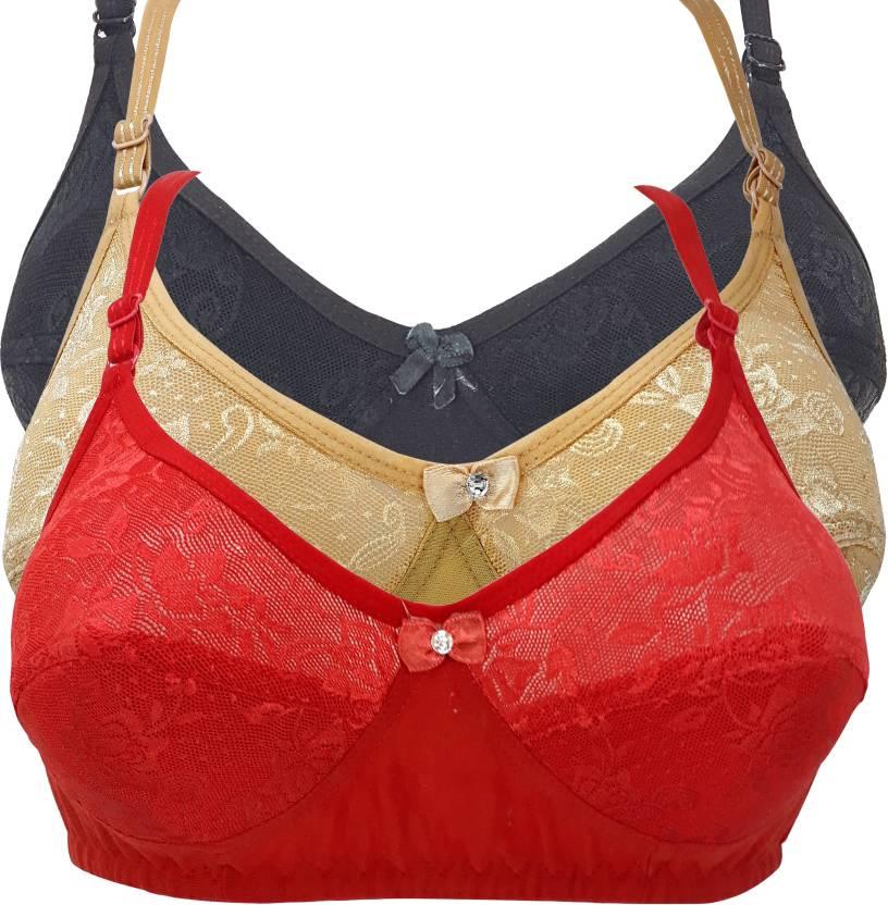 4a4f3895117f2 X-WELL Women s Bralette Bra - Buy X-WELL Women s Bralette Bra Online ...