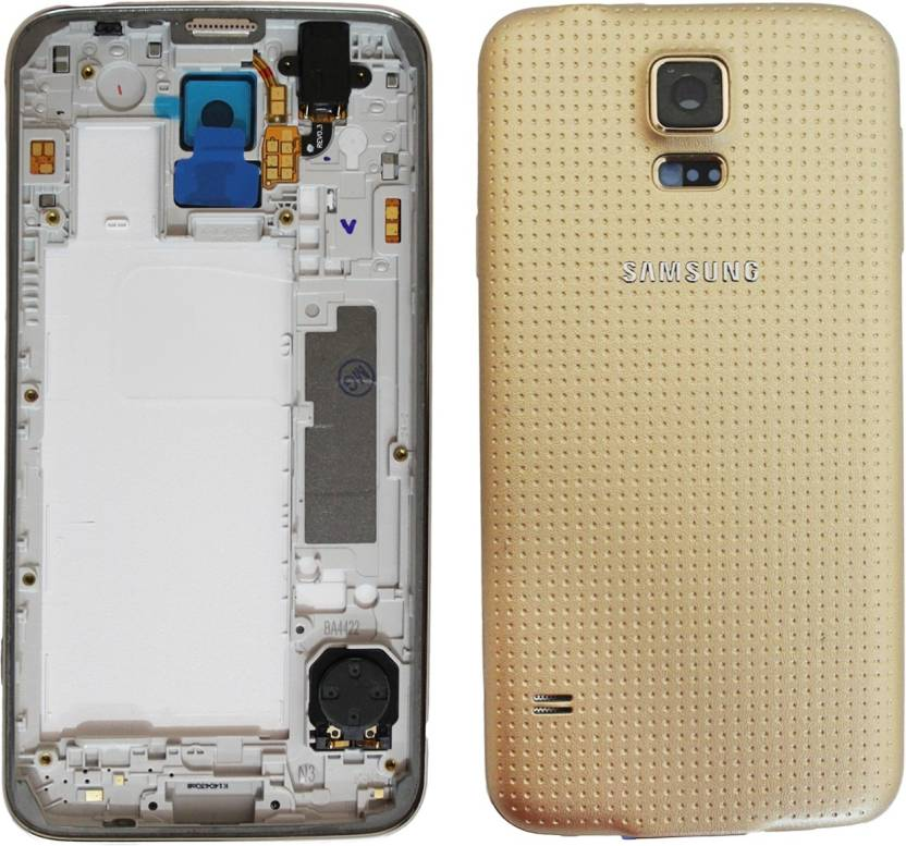 sneakers for cheap c508c 55e9e Comate Back Replacement Cover for Samsung Galaxy S5 (i9600) HOUSING ...