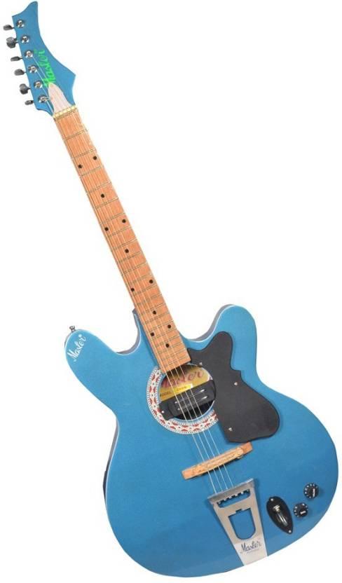 Master Star Rosewood Semi-acoustic Guitar