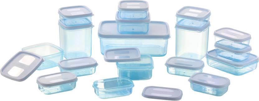 MasterCook  - 200 ml, 330 ml, 1630 ml, 150 ml, 500 ml, 700 ml Plastic Grocery Container