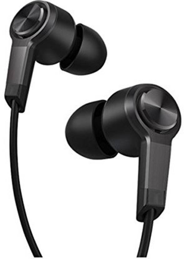 Systene GB/T 14471-2013 Mi Piston 3 Wired Headset with Mic (Grey, Black, In the Ear)