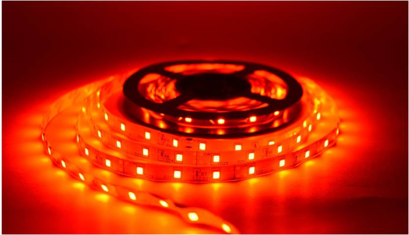 Home Delight 197 inch Red Rice Lights