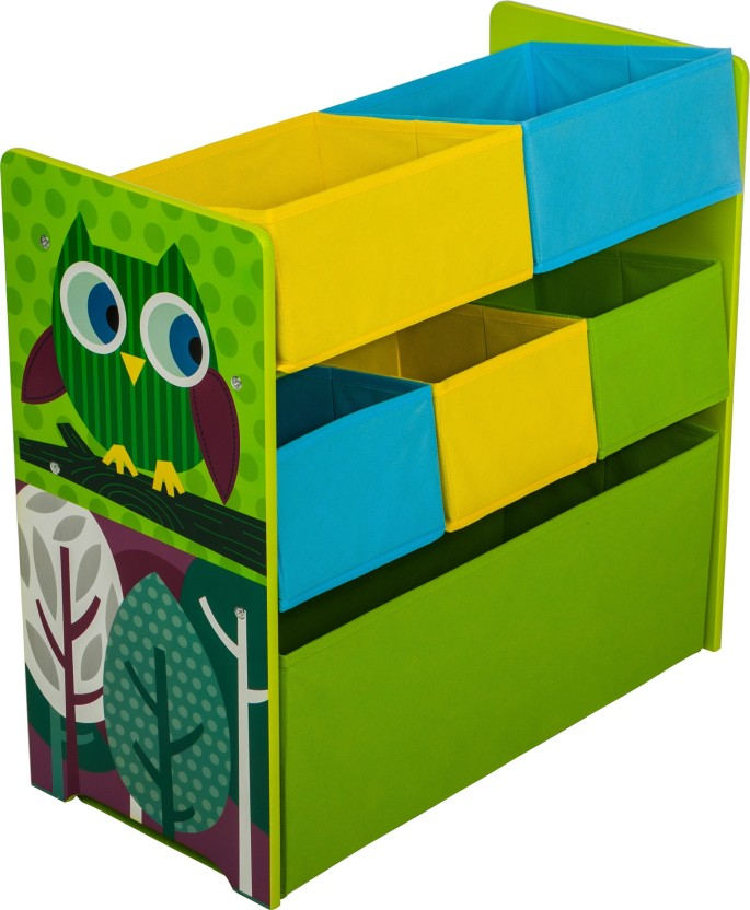 U Grow Toy Storage Box