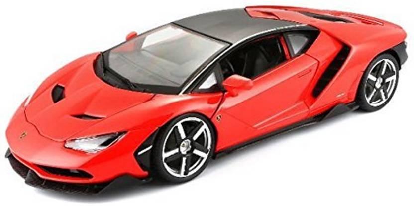 Maisto Lamborghini Centenario Diecast Car Scale 1 18 Color Red