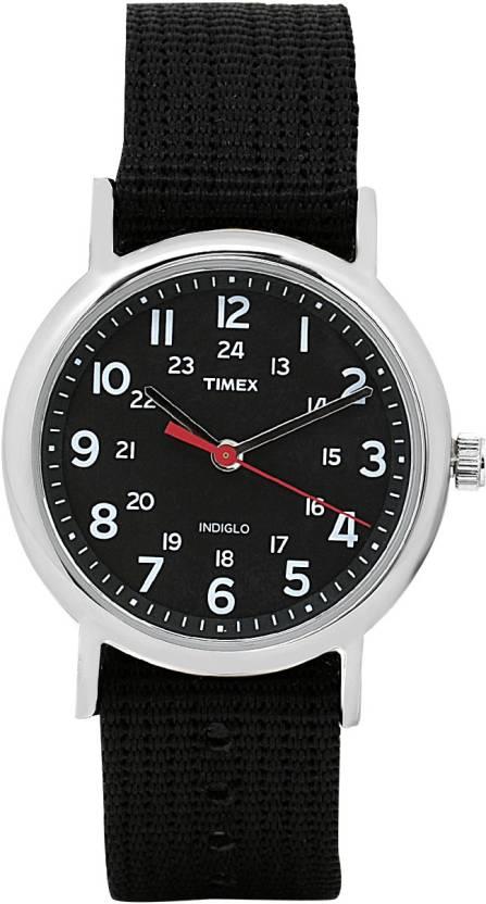 Timex T2N647NS Weekender Watch - For Men & Women