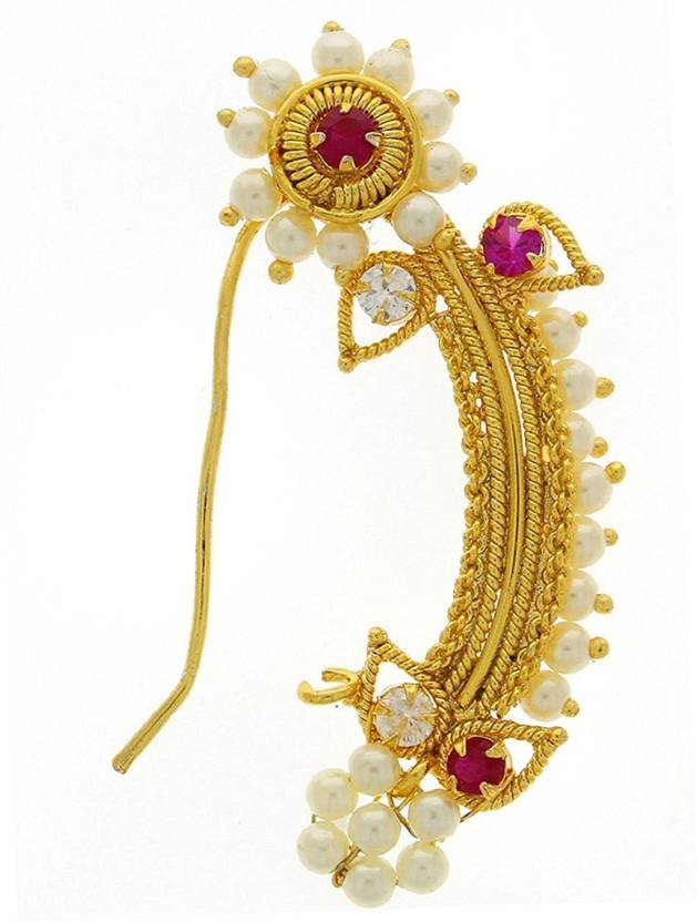 Fantastic Muktar Nose Pin Prize Images - Jewelry Collection Ideas ...