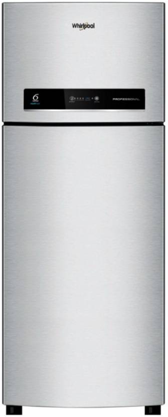 c0751c92a9cf Whirlpool 360 L Frost Free Double Door 3 Star Refrigerator Online at ...