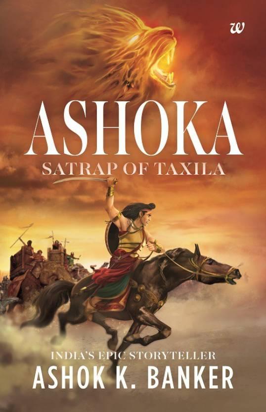 Ashoka : Satrap of Taxila