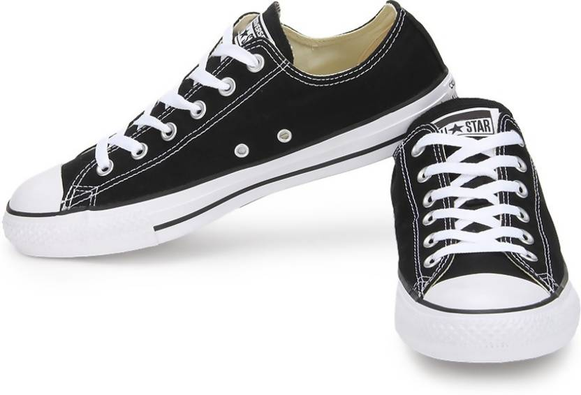 All Star Canvas Shoes For Men - Buy Black Color All Star Canvas ... 2c4b98391