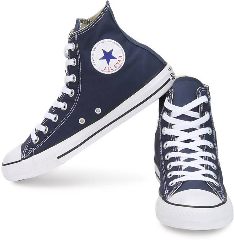 All Star Canvas Shoes For Men - Buy Blue Color All Star Canvas Shoes ... ab649b547