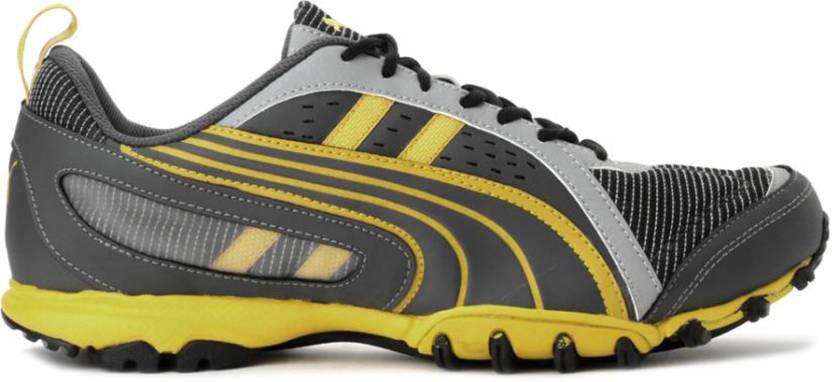 bbaac6bf5cd5 Puma Sienna DP Running Shoes For Men - Buy Black Color Puma Sienna ...