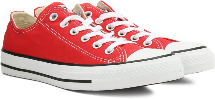 452d46af58f7 All Star Canvas Shoes For Men - Buy Red Color All Star Canvas Shoes ...