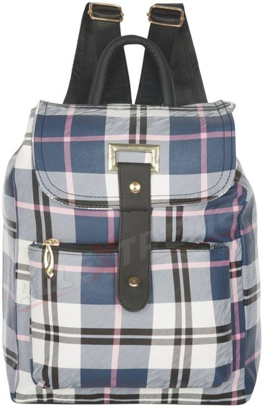 AllExtreme New Fashion Shoulders Canvas Shoulder Bag Outdoor Bag for Hiking  Polyester Material School Bag Women Teen Girls 14 L Backpack (White b046d915e1ff0