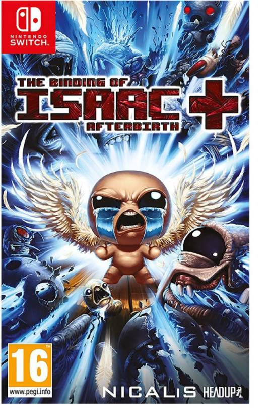 The Binding of Isaac Afterbirth Plus Price in India - Buy
