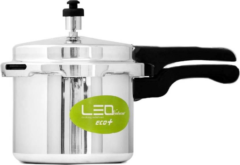Leo Natura Eco Select+ 5 L Pressure Cooker with Induction Bottom