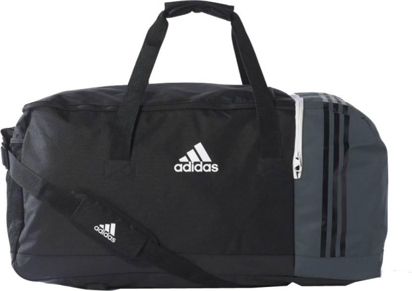 ADIDAS TIRO TB L Duffle Bag - Buy ADIDAS TIRO TB L Duffle Bag Online ... 6b2ebb7addcba