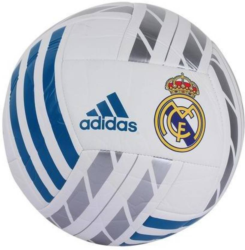 finest selection df8fa 6b4a7 ADIDAS Real Madrid Fbl Football - Size: 5