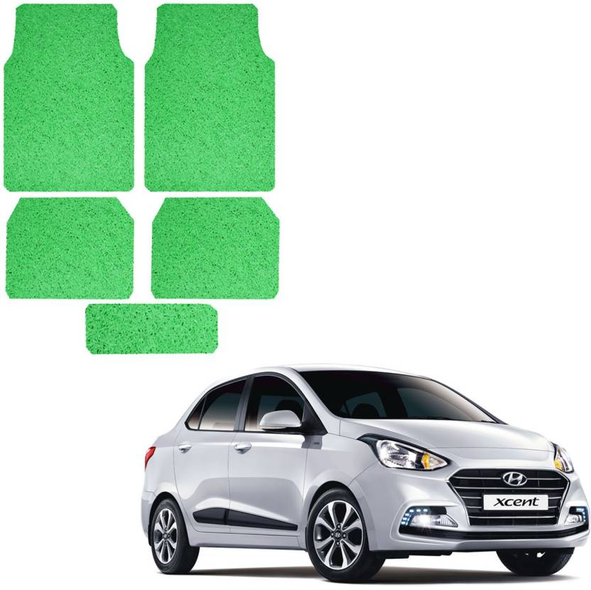 Purpleheart Plastic Standard Mat For Hyundai Xcent Price In India