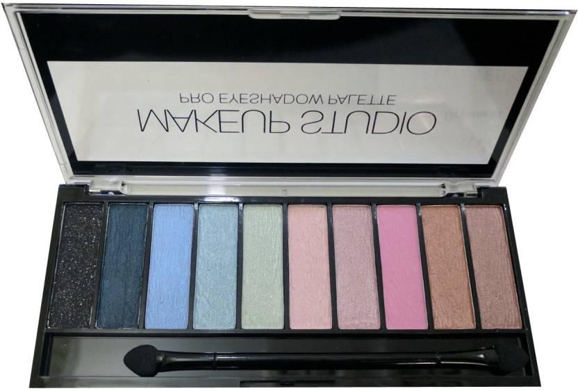 Sivanna Makeup Studio Pro Eyeshadow Palette 20 g (HF537-04)