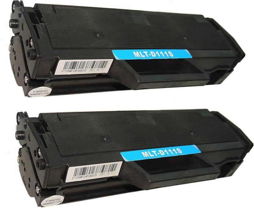 Best All In One Color Laser Printer 2020 Best 4U  111S/ MLT D111S(Pack of 2) Laserjet Toner cartridge for