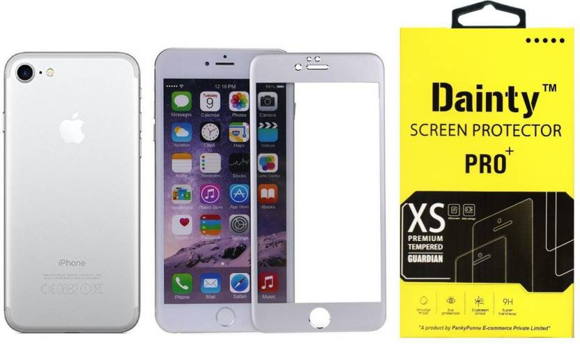 Dainty Edge To Edge Tempered Glass for Apple Iphone 6 (4.7 inch ... 13cabd384508