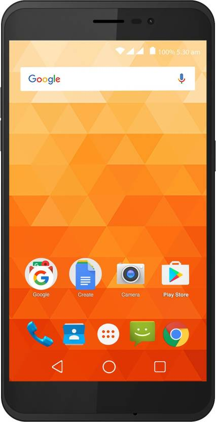 Panasonic P77 (Grey, 16 GB)