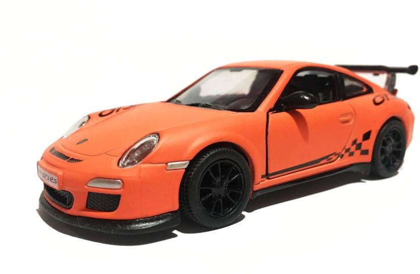 Jack Royal Porsche metal 911 GT3 die cast car