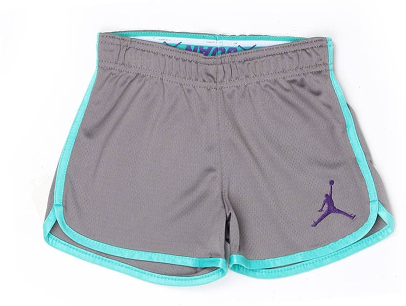 698a0c90d691 Jordan Short For Girls Sports Solid Polyester Price in India - Buy ...