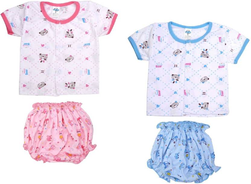 0ec9ba15d6e9 GoodStart Baby Boys   Baby Girls Casual Top Shorts Price in India ...