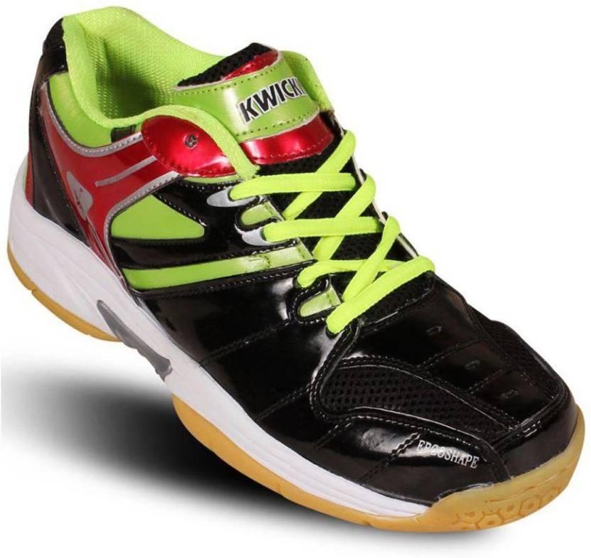 ceb601f3e181 Kwickk Boys   Girls Lace Badminton Shoes Price in India - Buy Kwickk ...
