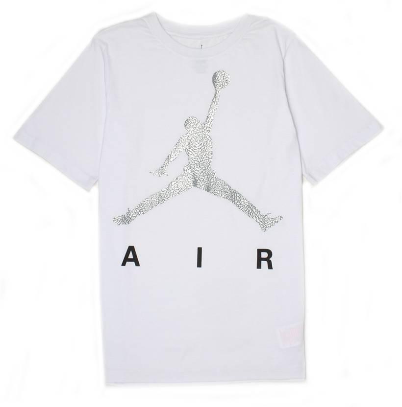 a70852f6959aa2 Jordan Boys Printed Cotton T Shirt Price in India - Buy Jordan Boys ...