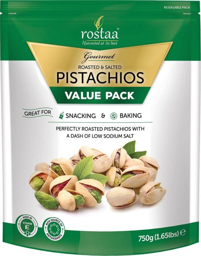 Rostaa Pistachio 750gm Pistachios