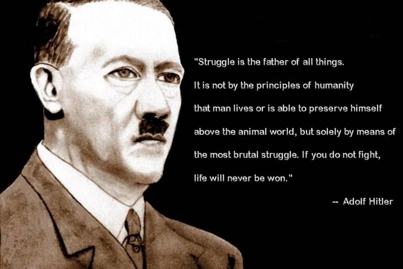 adolf hitler quotes