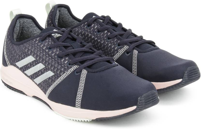 best loved d0ca1 5baaf ADIDAS ARIANNA CLOUDFOAM Gym And Training Shoes For Women (Multicolor)