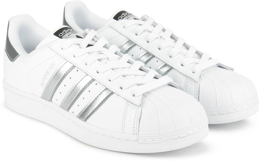 sports shoes 3d33d 6ad4e ADIDAS ORIGINALS SUPERSTAR Sneakers For Women (White)