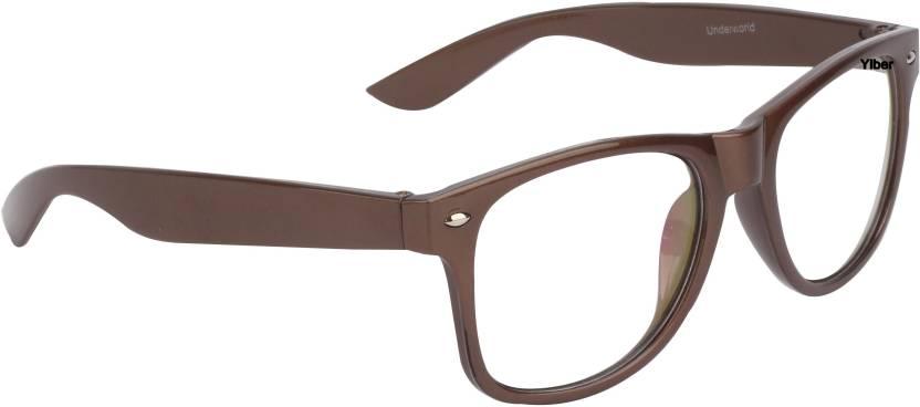 33c974b6c69 Buy Ylber Retro Square Sunglasses Clear For Men   Women Online ...