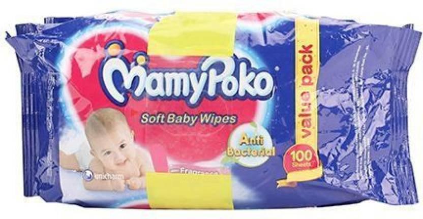 MamyPoko Baby Wipes Combo Pack