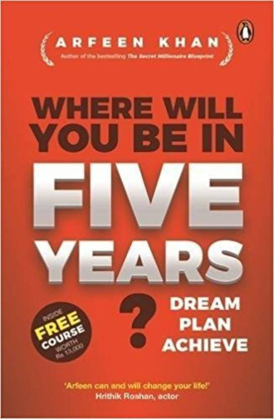 Where will You be in Five Years?