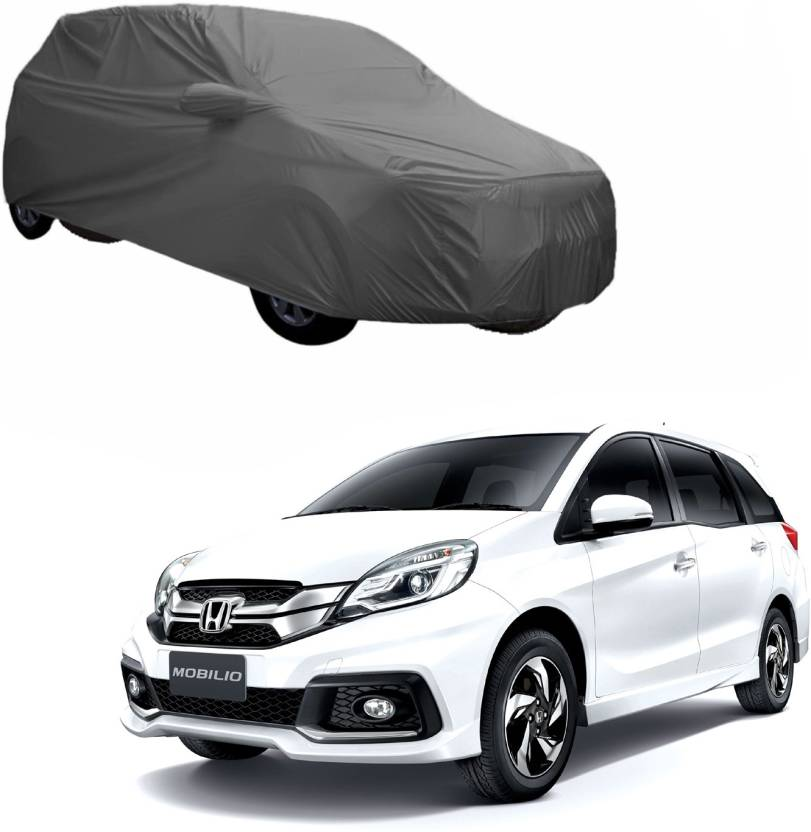 Adroitz Car Cover For Honda Mobilio With Mirror Pockets Price In