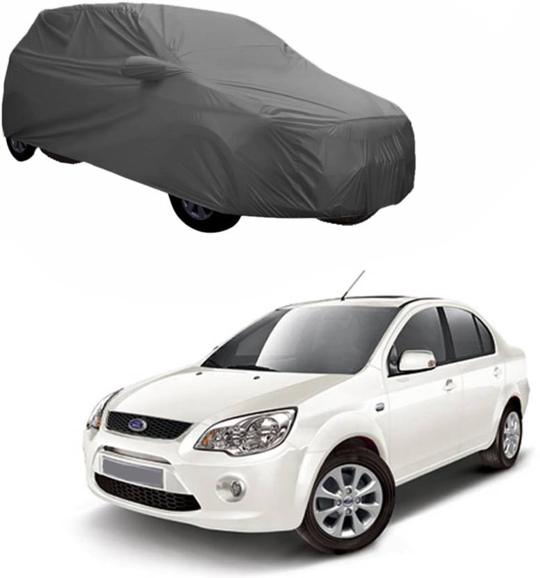 AdroitZ Car Cover For Ford Fiesta Classic (With Mirror Pockets)