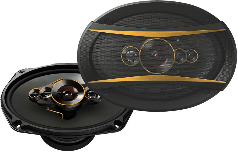 73ca8f575 Songbird 6''x9'' Oval 700W Max 5 way GOLD SERIES SUPER BASS SB-B69-09  Coaxial Car Speaker (700 W)
