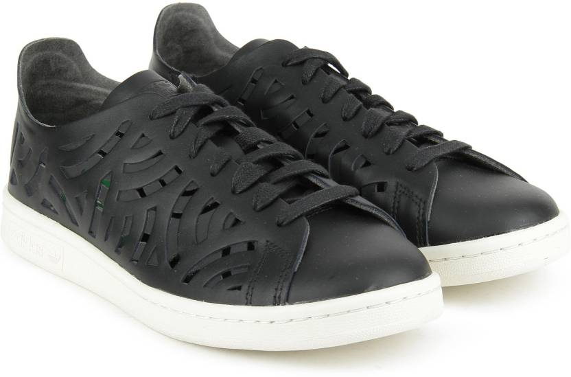 0b801891a04751 ADIDAS ORIGINALS STAN SMITH CUTOUT W Sneakers For Women - Buy CBLACK ...