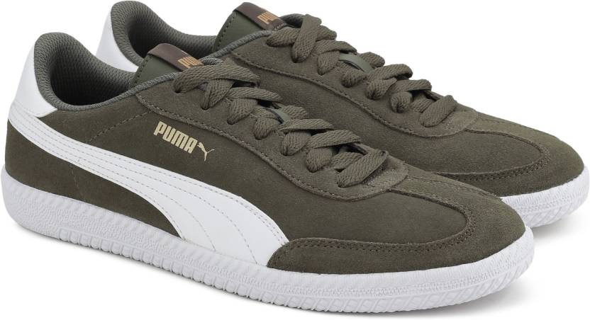 219e75b0fa0f Puma Astro Cup Sneakers For Men - Buy Olive NightPuma White Color ...