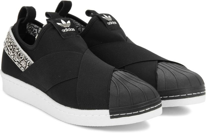 quality design 0502e 95d93 ADIDAS ORIGINALS SUPERSTAR SLIPON W Slip on Sneakers For Women