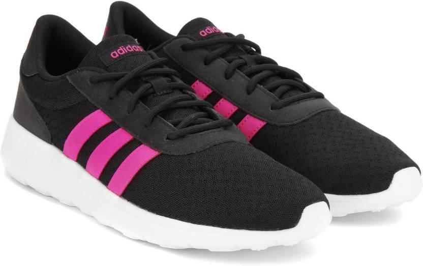 adidas neo lite racer w scarpe da corsa per le donne acquistano cblack / shopin