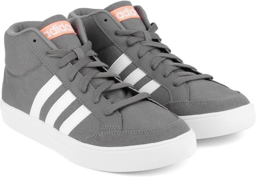 6b720269e7e ADIDAS NEO VS SET MID W Sneakers For Women - Buy GREFOU/FTWWHT ...